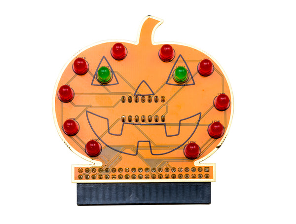 Using GPIO Zero with the PumpkinPi