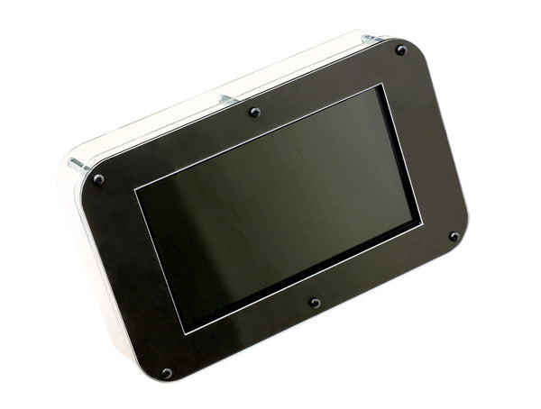 "Raspberry Pi 7"" Touch Sreen Display Case Assembly Instructions V2"