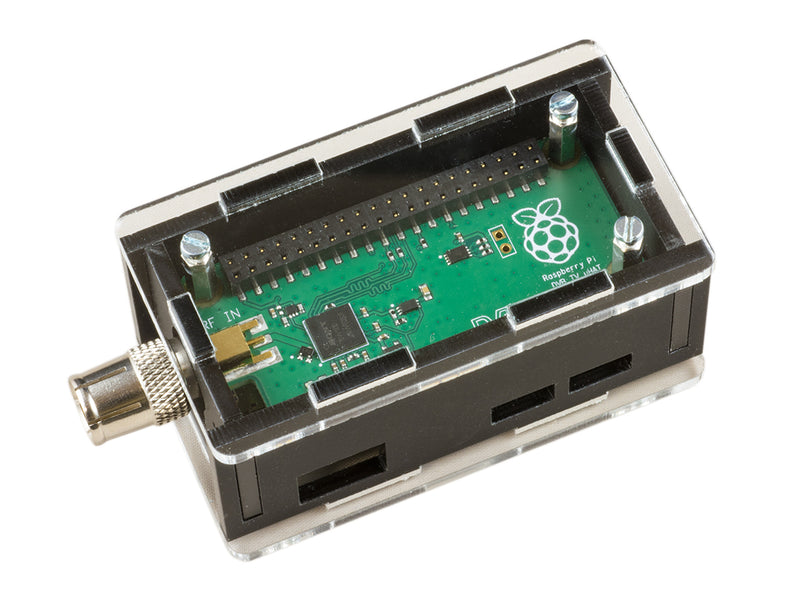 TV HAT Case Assembly Guide (Raspberry Pi Zero)