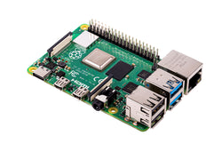 Raspberry Pi 4 Model B Released!