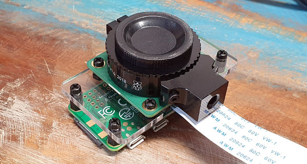Zero Mounting Plate for High Quality Camera Assembly Guide