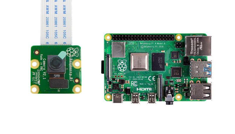 How to install and use the Raspberry Pi Camera Module