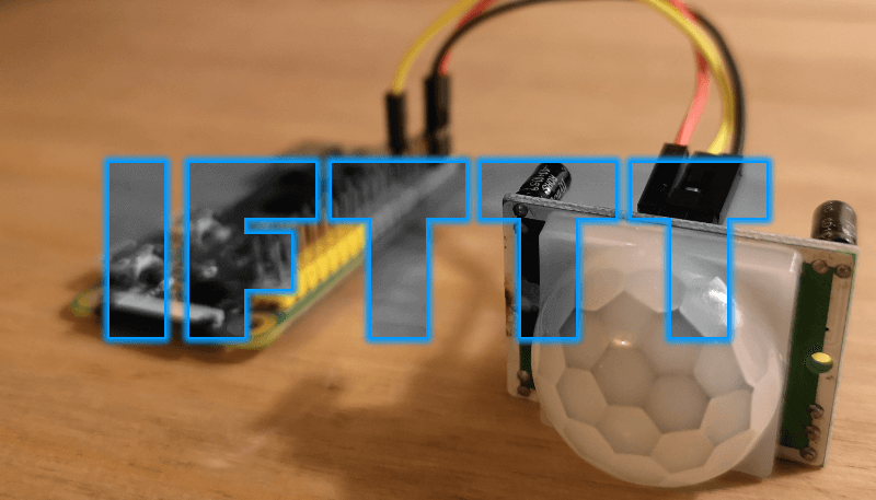 Using IFTTT with the Raspberry Pi