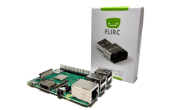 Control your Raspberry Pi media centre with FLIRC