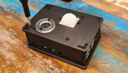 PIR Camera Case Assembly Instructions