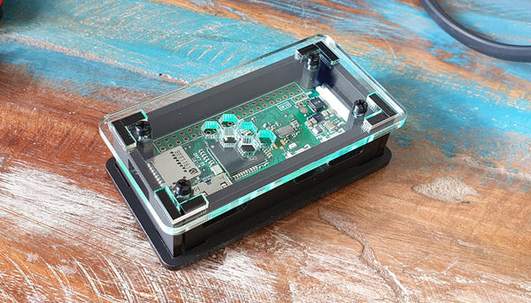 Raspberry Pi Zero Case Assembly Instructions