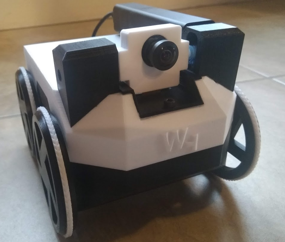 Raspberry Pi Roundup - a 3D-printable robot, a Pi Wars interview and a robot that stops itself from falling over