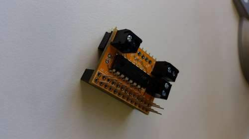 How to assemble the PicoCon Motor Controller