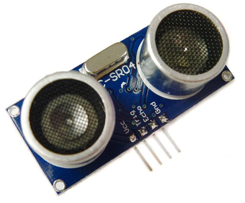 HC-SR04 Ultrasonic Range Sensor on the Raspberry Pi
