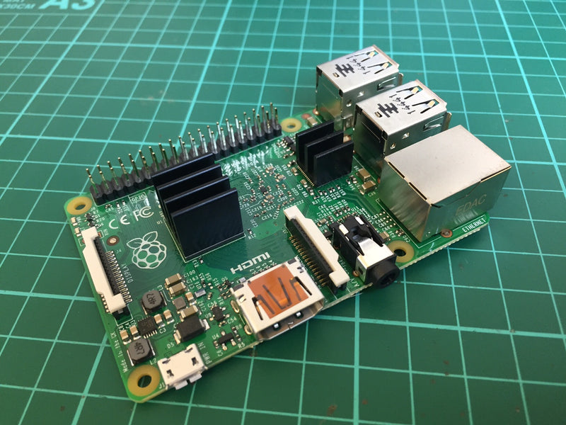 How to Install Heat Sinks on the Raspberry Pi