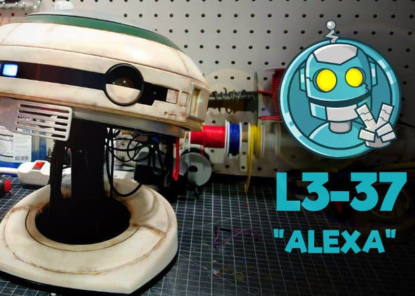 Raspberry Pi Roundup - a Star Wars Alexa bot, using the Skywriter and Unicorn together and a big Pi Wars announcement!