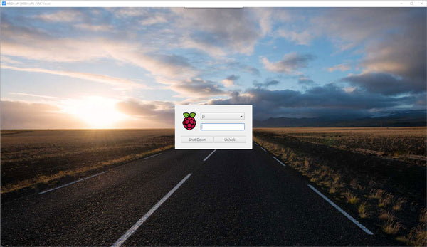 How to lock your Raspberry Pi Screen