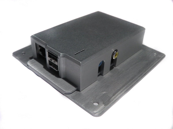 Aircraft Grade Aluminium Raspberry Pi Case Assembly Guide