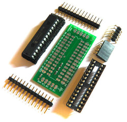 RPi MCP23017 Port Expander Board Kit Assembly Guide