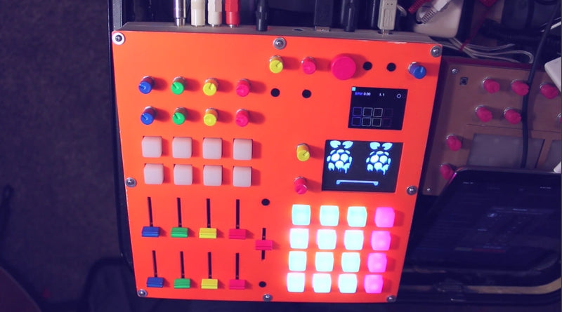 Raspberry Pi Roundup - A music sequencer, Minecraft maps from LIDAR data and a dog treat machine