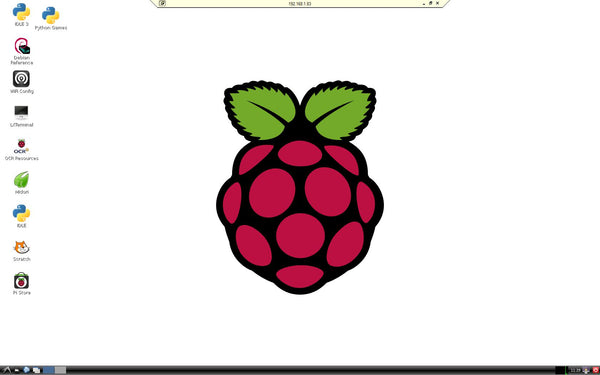 Remotely Accessing the Raspberry Pi via RDP - GUI Mode