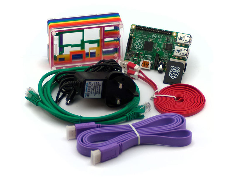 What you need to get started with the Raspberry Pi