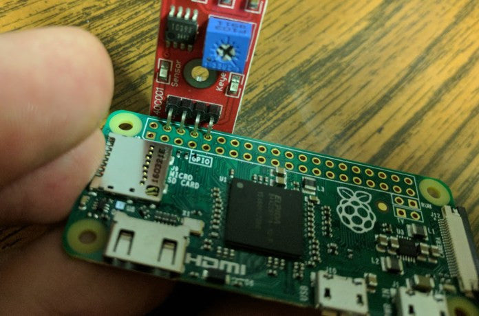 Raspberry Pi Roundup with a home appliance monitor, a Rubik's cube solver and a trip to a Scouts camp