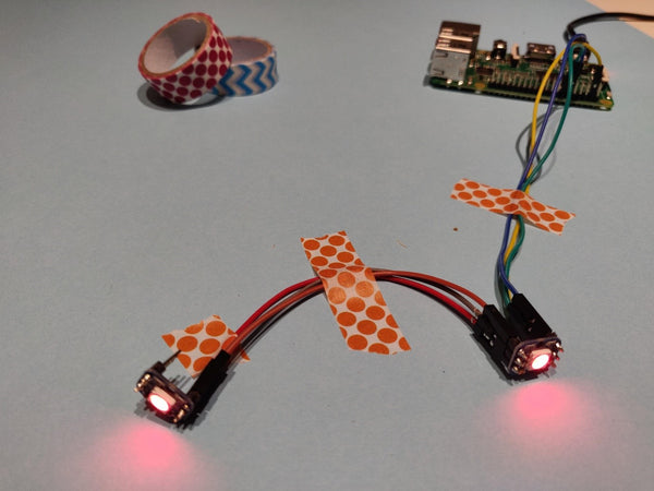 Using Neopixels with the Raspberry Pi | The Pi Hut