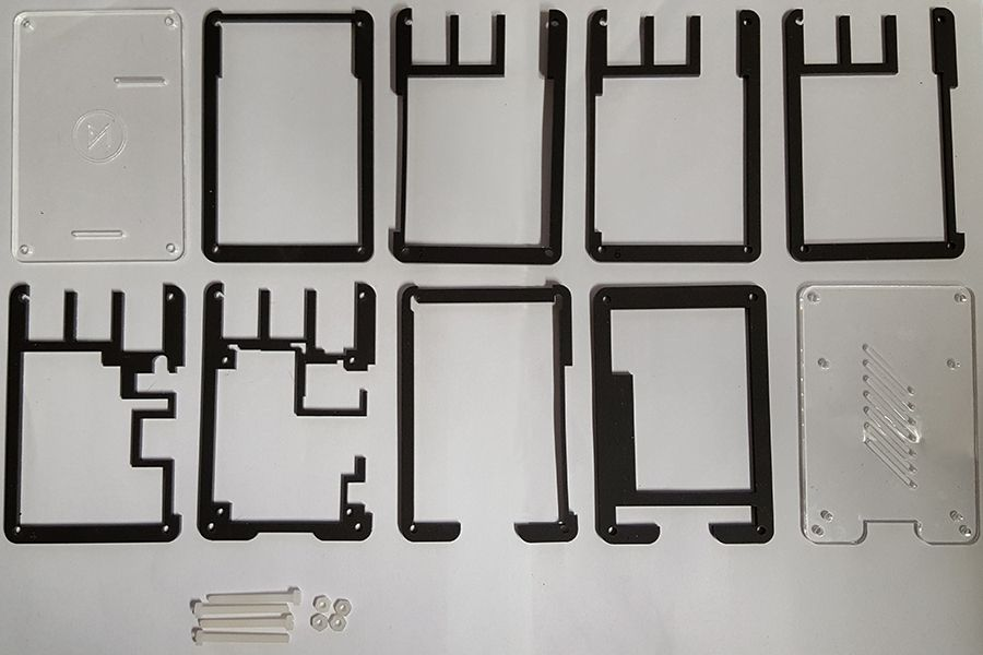 Official OSMC Raspberry Pi Case Assembly Instructions | The