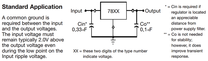 How to use Voltage Regulators in a Circuit | The Pi Hut