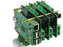 8 MOSFETS DIN Rail