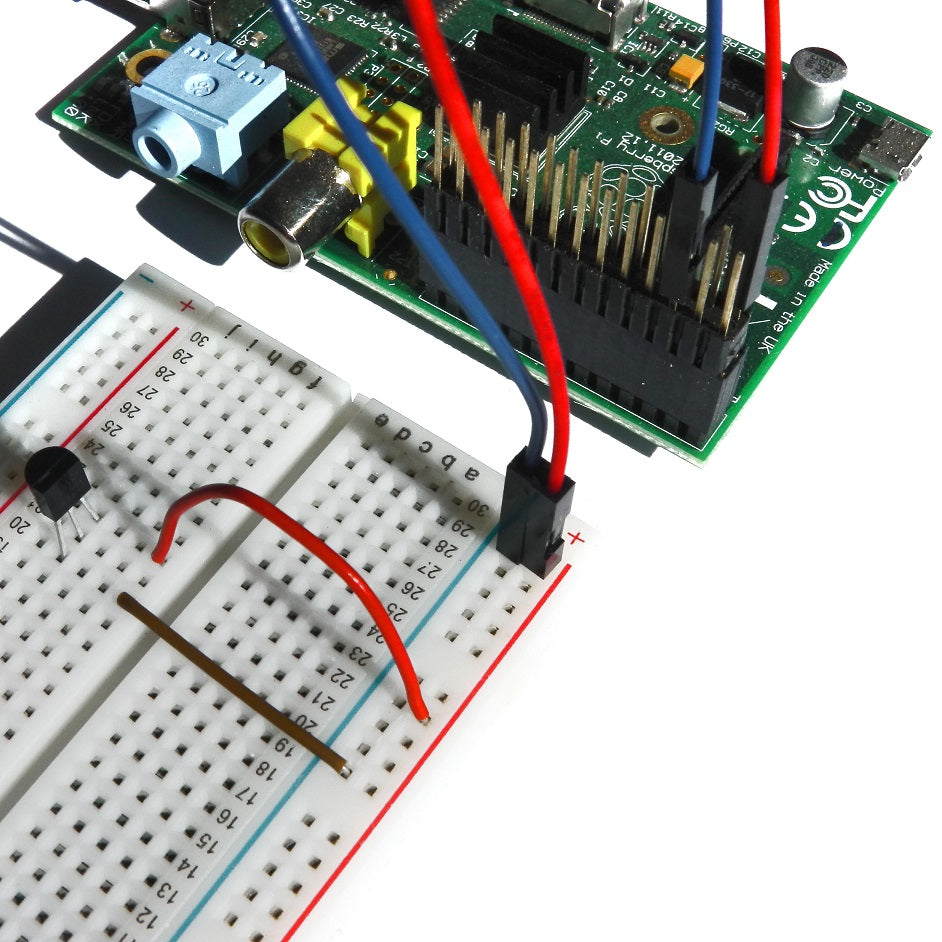 DS18B20+ One Wire Digital Temperature Sensor and the