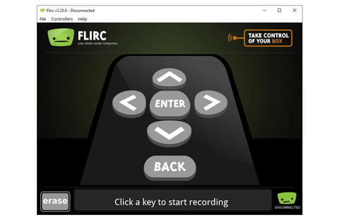 Control your Raspberry Pi media centre with FLIRC | The Pi Hut