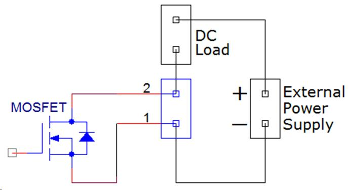 8 MOSFETs Card Load