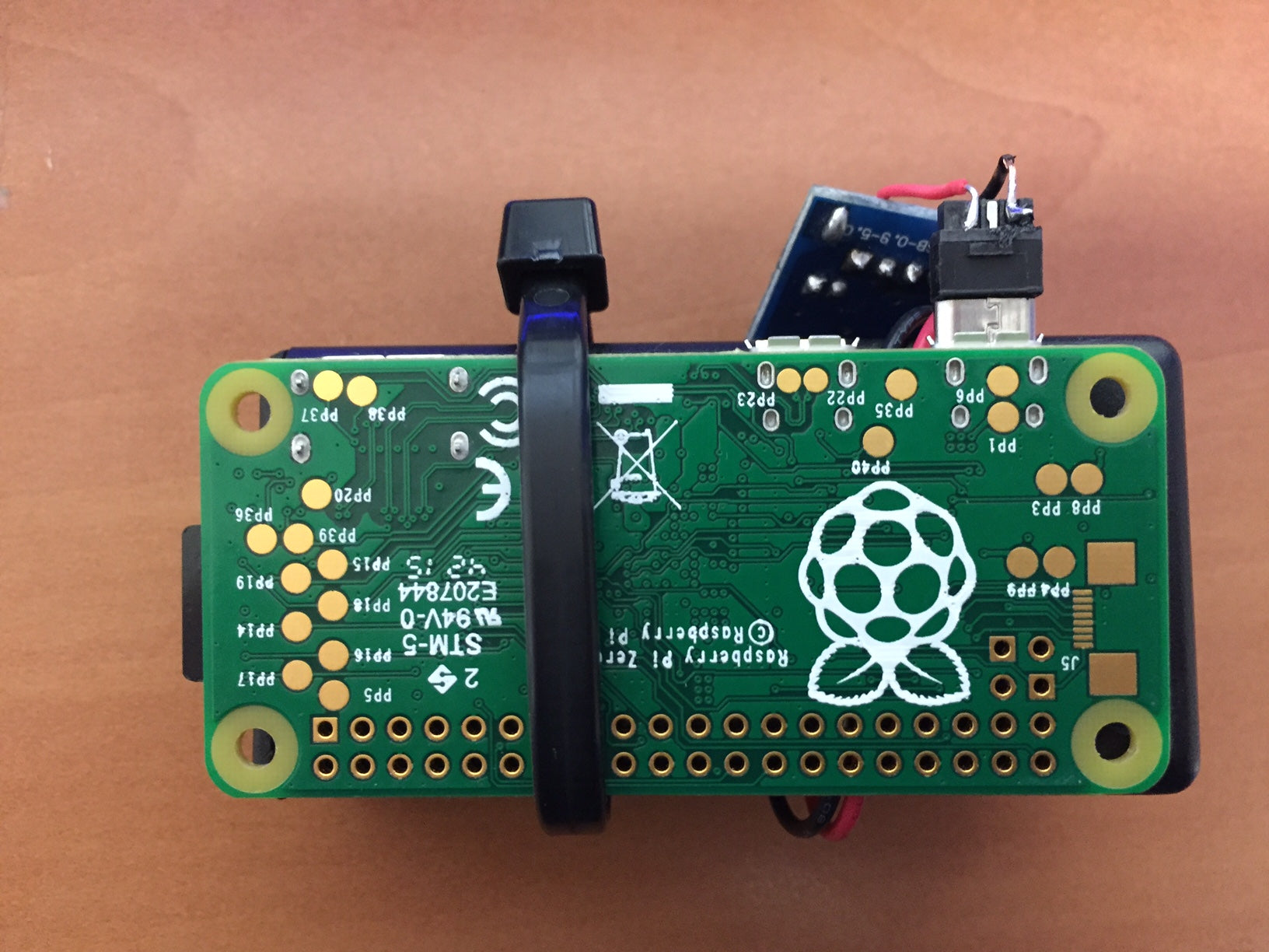 Running A Raspberry Pi Zero From An Aa Battery Pack The Pi Hut