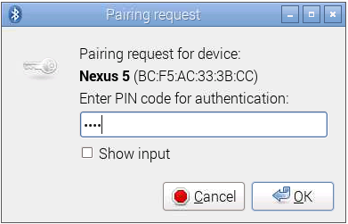 Bluetooth - Installing and Using Bluetooth on the Raspberry