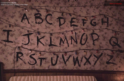 seb lee delisle is a digital artist who decided to bring some internet of things magic to his christmas decorations hes taken a raspberry pi and some - Stranger Things Christmas Decorations