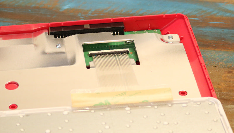 Raspberry Pi 400 Ribbon Cable Removal