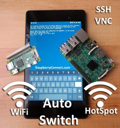 Raspberry Pi Roundup - create a Pi-based wifi hotspot, an
