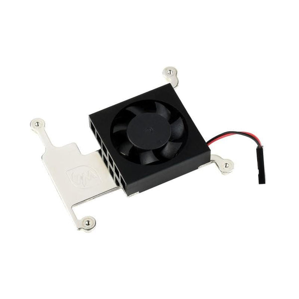Low-Profile Cooling Fan & Bracket for Raspberry Pi