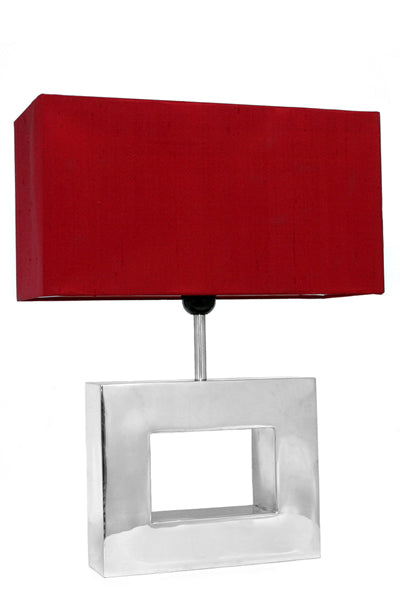 Hollow square lamp - DeCampos
