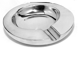Round cigar ashtray - DeCampos