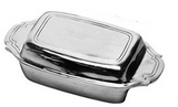 Rectangular covered dish (double) - DeCampos