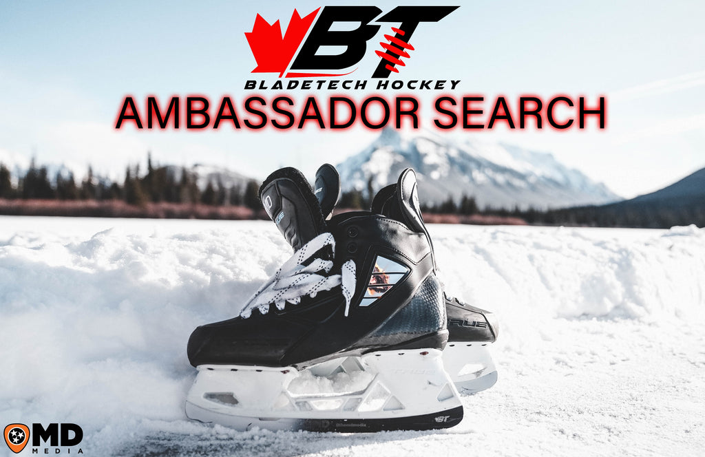 Bladetech Hockey - Ambassador Search 2021