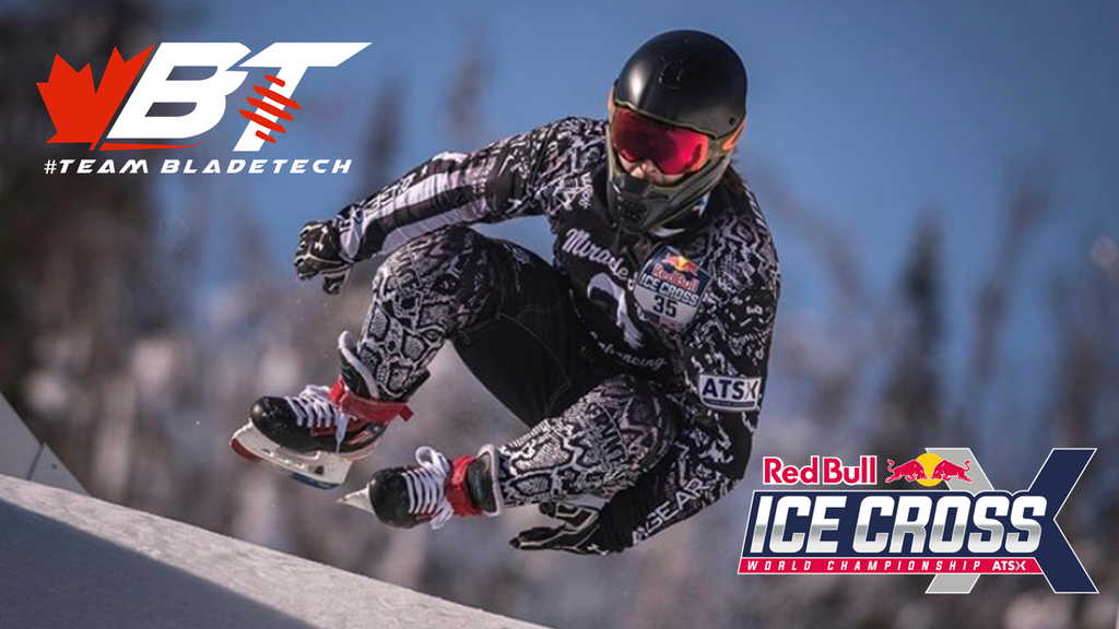 #TEAMBLADETECH Red Bull Ice Cross - 2020 Season Recap