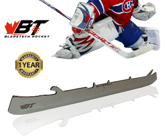 Bladetech Hockey Replacement skate blades goalie step steel