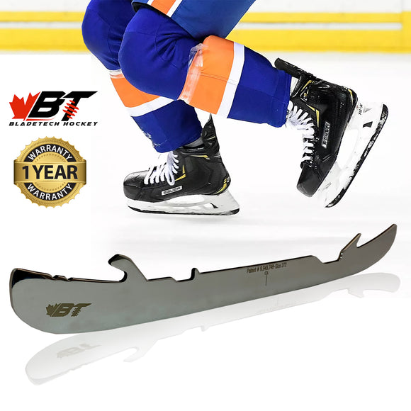 Bladetech Hockey replacement skate blades stainless steel custom skate blades step steel