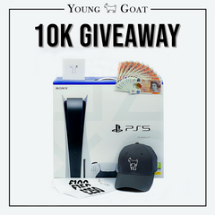 Young Goat Giveaway