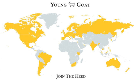 Young Goat Map
