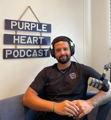 The Purple Heart Podcast x Young Goat