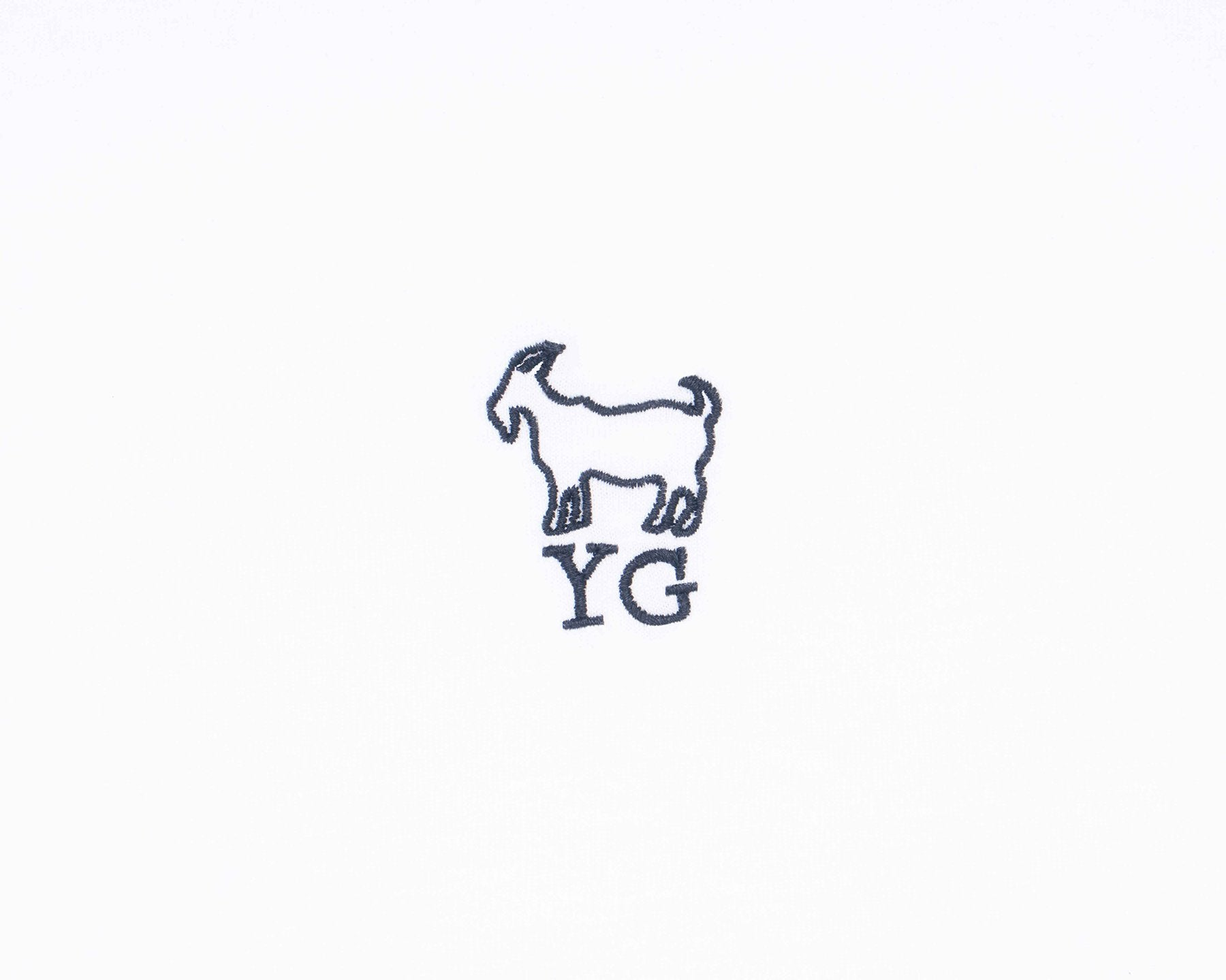 YG T-Shirt - White