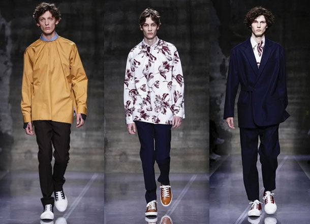 Milan Fashion Week Mens styles