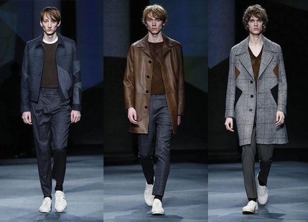 MIlan Fashion Week 2016 mens styles