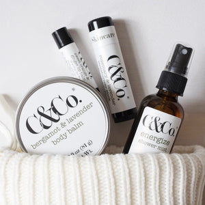 A Guide to Useful + Ethical Gifts | C&Co.® Handcrafted Skincare