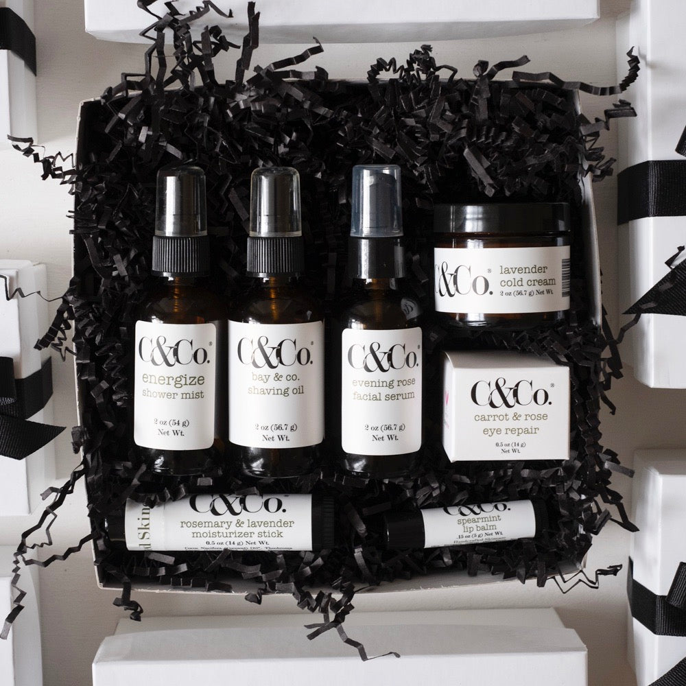 Top 5 Gift Ideas | C&Co.® Handcrafted Skincare